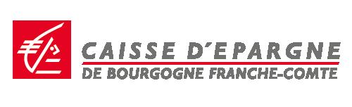 Logo Caisse d'Epargne Bourgogne-Franche-Comté