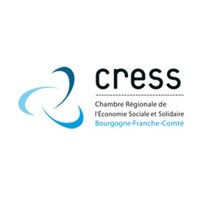 Logo Cress Bourgogne Franche Comté
